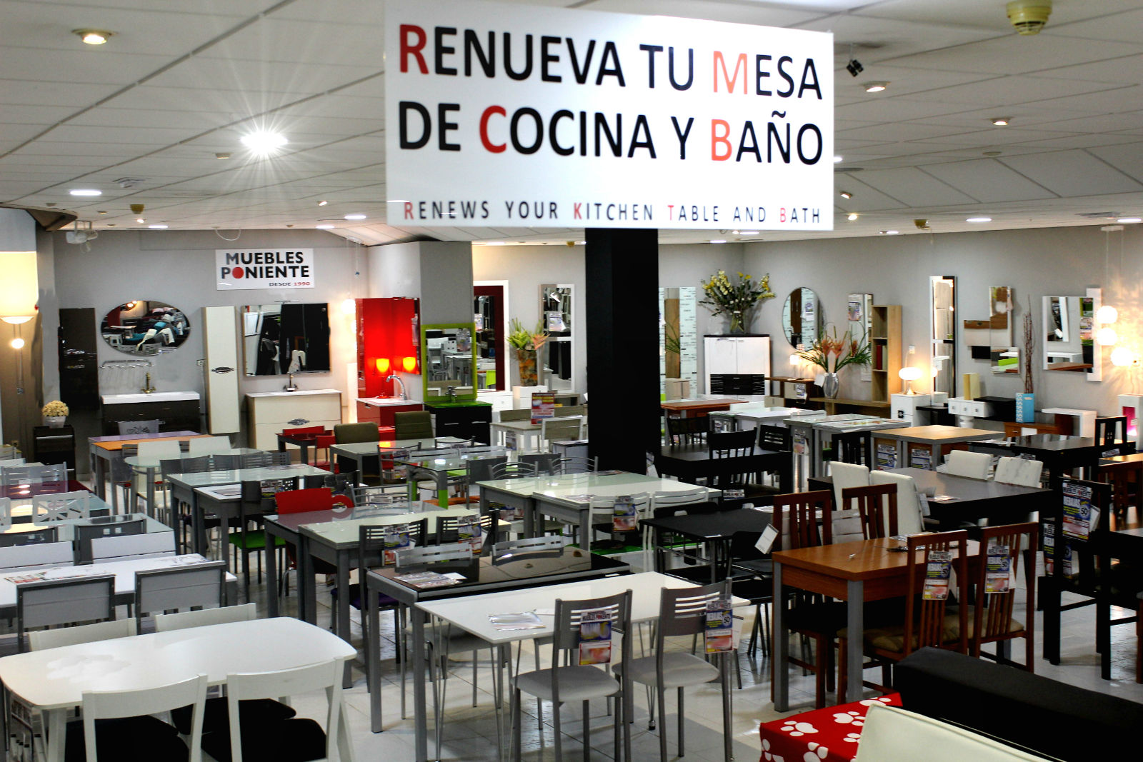 Productos Muebles Poniente # Muebles Para Food Court